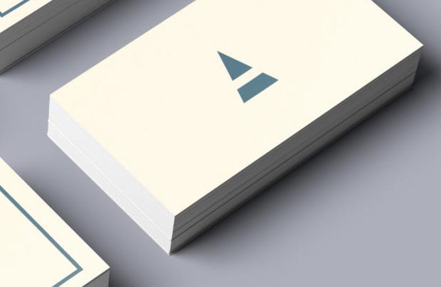 Skarvhytta – logo inspirert av fjell