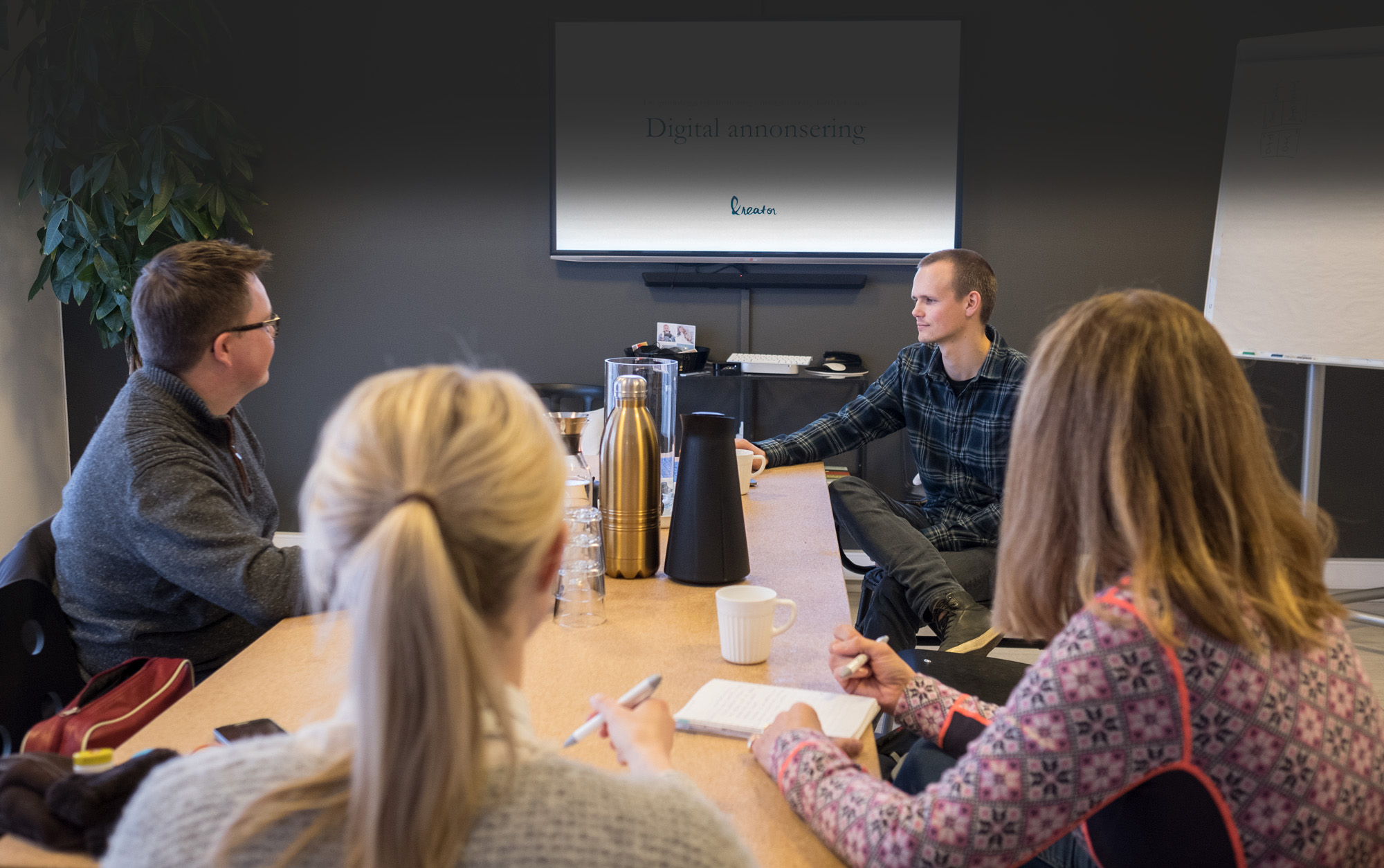 Kurs i digital annonsering