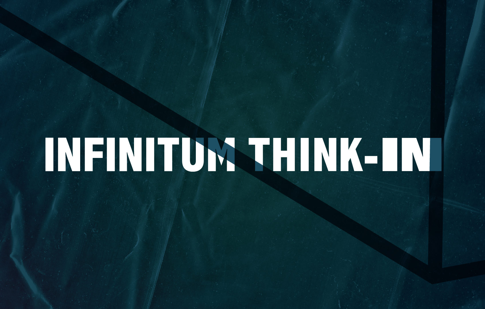 Infinitum Think-In – visuell identitet