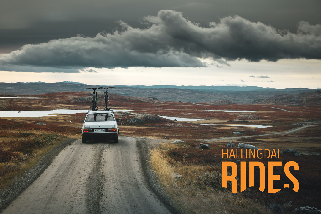 Ny webserie for Hallingdal RIDES